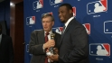 Selig, Griffey on award