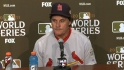 La Russa on Game 4 loss
