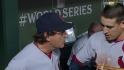 La Russa, Craig discuss steal