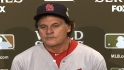 La Russa on Cards' shortcomings