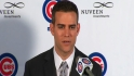 Cubs introduce Epstein