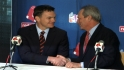 Cherington named new Red Sox GM