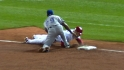 Holliday&#039;s injury
