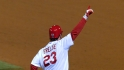 Thomas on Freese in Game 6