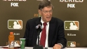 Selig talks baseball
