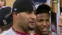 Pujols on 2011 title