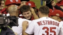 Freese on being named MVP