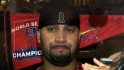 Pujols on World Series win