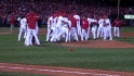 Cardinals get the final out
