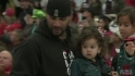 Pujols at World Series parade