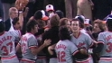Orioles win 1983 Series