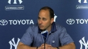 Cashman on new deal, Sabathia