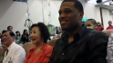 Cano visits Taiwan hospital