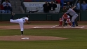 Hultzen strikes out the side