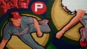 Sneak Peak of The Phillies Mural