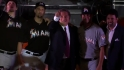 Marlins show off new uniforms