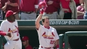 Leach on Matheny as new skipper