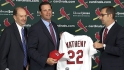 Matheny thrilled at opportunity