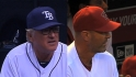 Maddon, Gibson win MOY Awards
