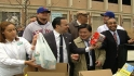 Mets, City Harvest Food Drive