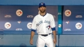 Network on Blue Jays' uniforms