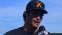 Arenado talks about AFL MVP