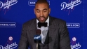 Kemp on extension with Dodgers