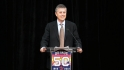 Astros introduce Luhnow as GM
