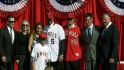 Pujols, Wilson introduced
