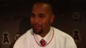 Pujols talks new team