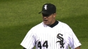 White Sox rotation in 2012
