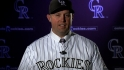 Cuddyer excited to join Rockies