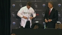 Rockies introduce Cuddyer