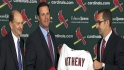 Matheny ready for challenge