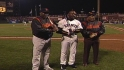 Bonds&#039; 500th homer