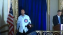 Opening night at Cubs Convention