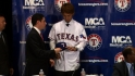 Darvish talks adjustments