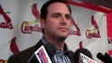 Matheny on taking over Cardinals