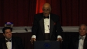Newcombe at BBWAA dinner