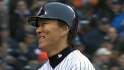 Matsui&#039;s grand slam