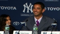 Posada on career in the Bronx