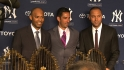 Yanks react to Posada retirement
