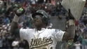 A&#039;s: Rickey Henderson, No. 24