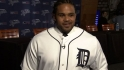 Fielder happy to be a Tiger