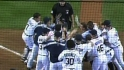 Guillen's walk-off homer