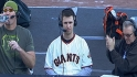 Posey at FanFest