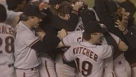 Where are they now? 1987 Giants