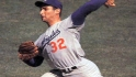 Sandy Koufax throws a perfect game versus the Cubs