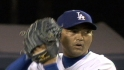 Takashi Saito sets an MLB record with his 47th save in his first 50 chances