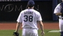 Eric Gagne saves his MLB record 84th consecutive game